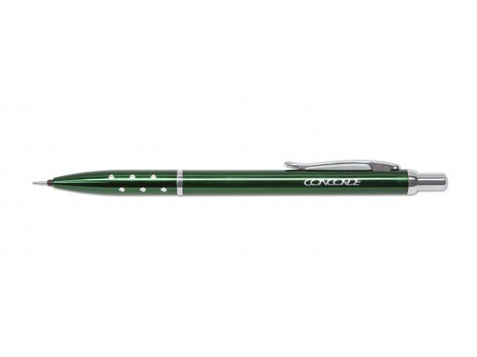Mechanická tužka CONCORDE Elite, zelená