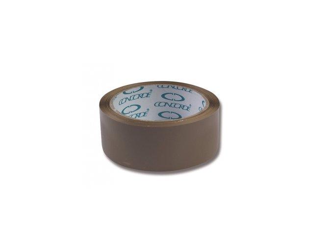 Balicí páska CONCORDE 48mm x 66m, hnědá