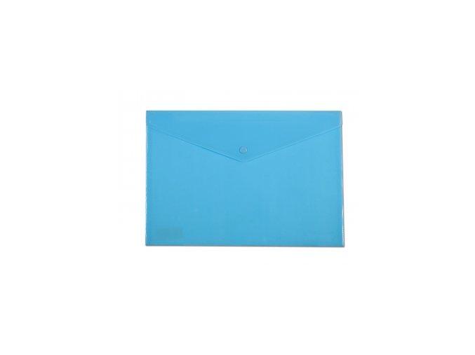 Spisové desky CONCORDE s drukem A5, pastelová modrá