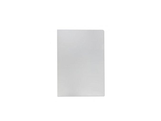 Zakládací obal A4, 90 mic, tvar L, čirý, 100ks