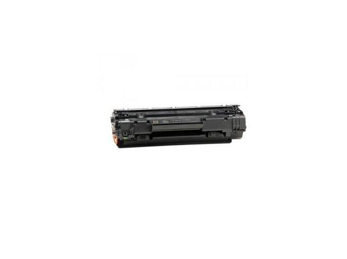 HP CB436A černý - kompatibilní toner