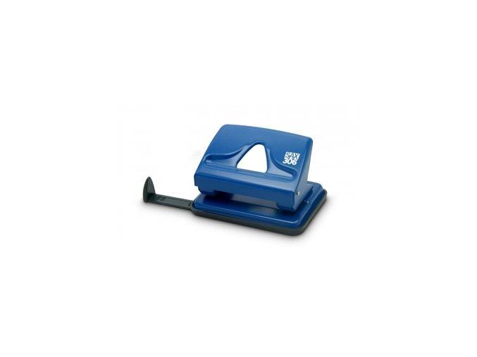 Děrovačka SAX 306, modrá