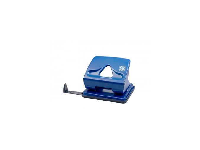 Děrovačka SAX 406, modrá