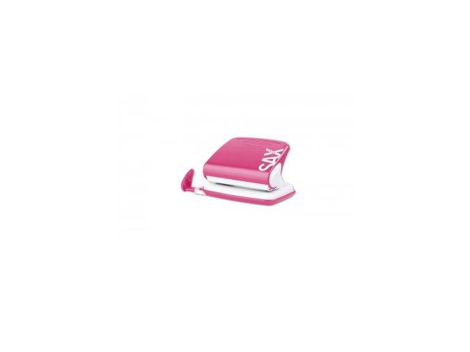 Děrovačka SAX DESIGN 318, růžová