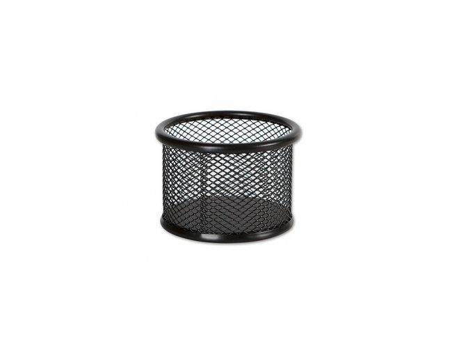 Kovový kalíšek CONCORDE střední, černý