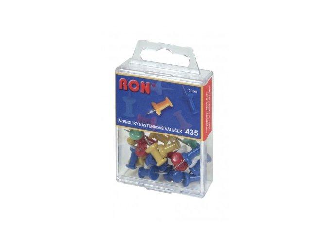 Špendlík RON 435 EZ váleček, 30 ks