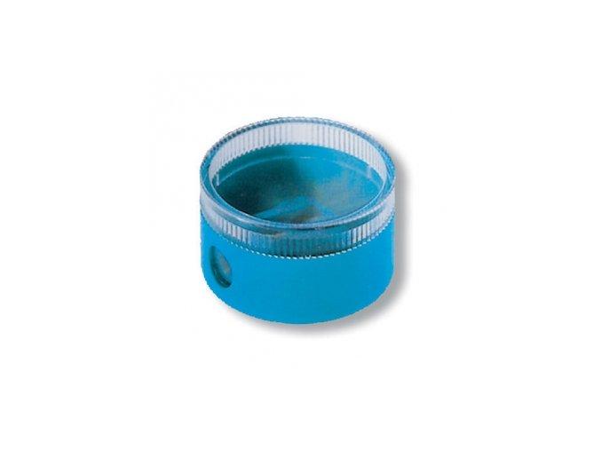Ořezávátko plastové CONCORDE s kulatým kontejnerem, mix barev
