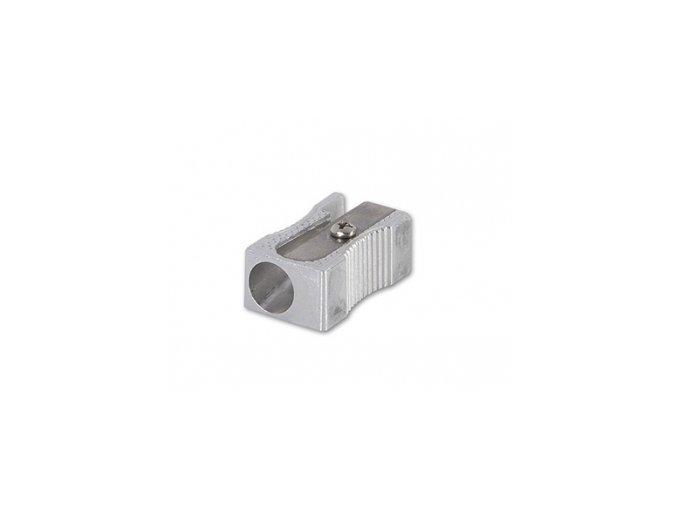 Ořezávátko kovové CONCORDE Single, stříbrná