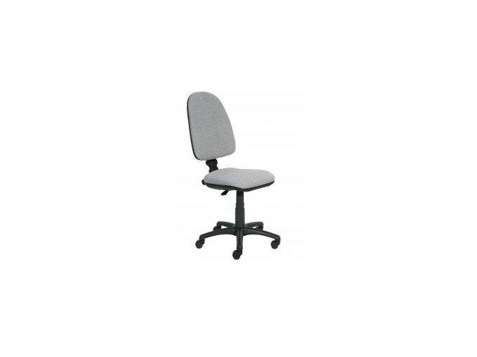 Kancelářská židle SEDIA ECO 8 Atyp (barva opěráku šedá)