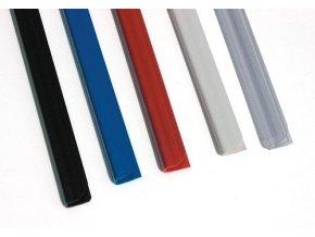 Násuvné hřbety Standard 3-6 černé (č.6) 50ks