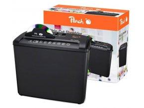 PEACH Skartovačka SCD70/PS400-11 5stran+CD - NEW