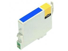 Cartridge Epson T0444 yellow - kompatibilní