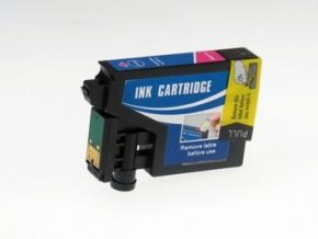 Cartridge Epson T0613 magenta - kompatibilní 15ml