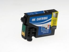Kompatibilní cartridge Epson T0711, black, 13ml
