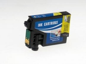 Kompatibilní cartridge Epson T0714, yellow, 13ml