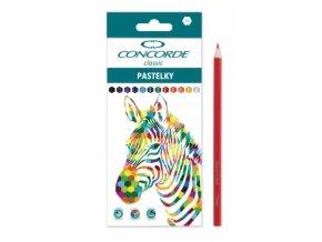 Pastelky CONCORDE Classic 18ks, Safari