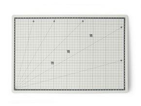 Oboustranná řezací podložka 3 mm 45x30 cm, samoregenerující