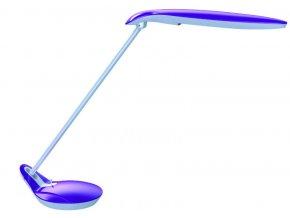 Stolní lampa POPPINS 2, fialová