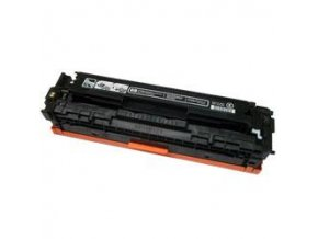 HP CE320A černá - kompatibilní toner