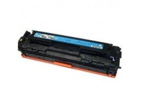 HP CE321A modrá - kompatibilní toner