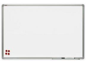 Bílá magnetická tabule Premium 90x120