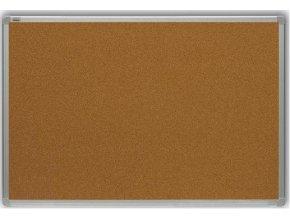 Korková tabule 90x180 cm Premium