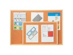 Korková tabule 40x60, Economy