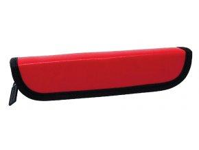 Školní pouzdro malé CONCORDE Koženka 5057KE, červená