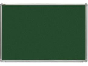 Keramická tabule pro popis křídou 100x200, magnetická, zelená