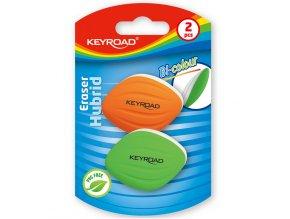 Pryž KEYROAD Hybrid, 2ks blistr