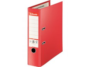 poradac pakovy celoplastovy vivida maxi cerveny 80mm 12831