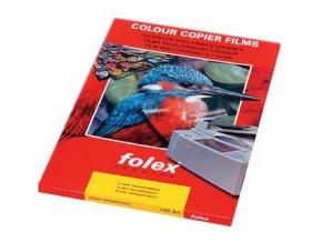Folex CLC Adhesive-P WO - bílá lesklá samolepka A4 441