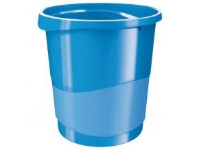 kos odpadkovy esselte vivida modry 7154