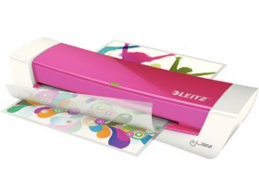 laminator home office a4 ruzovy 2348