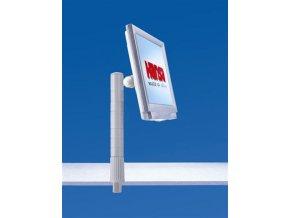 Držák LCD monitoru, šedý