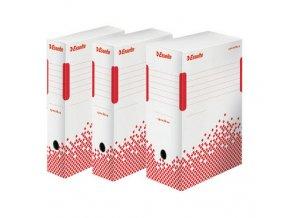 archivacni krabice speedbox 350x250x80mm 3825