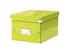 univerzalni krabice click n store s zelena 4844