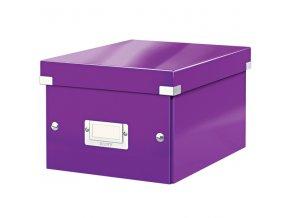 univerzalni krabice click n store s fialova 4841