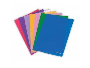 zakladaci obal l silny leskly pp mix barev 10ks