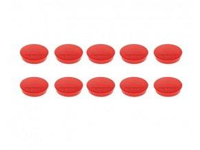 magnet discofix standard cervena maly obr
