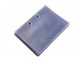 Plastová pouzdra pro pořadač ICO Rotacard
