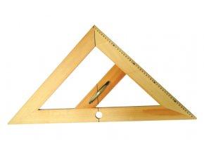 rovnoramenny trojuhelnik s magnetem