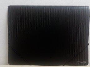 Desky PVC A4, černé