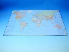 Podložka na stůl mapa SVĚT