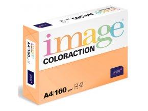 barevny papir image coloraction a4 160g intenzivni syta oranzova 250 ks 5892