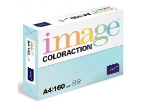 barevny papir image coloraction a4 160g intenzivni syta modra 250 ks 5889