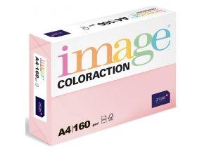 barevny papir image coloraction a4 160g pastelove ruzova 250 ks 5896