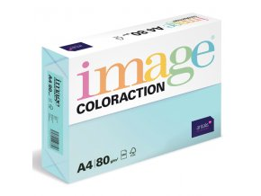 barevny papir image coloraction a4 80g intenzivni syta modra 500 ks 933