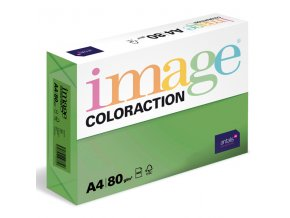 barevny papir image coloraction a4 80g intenzivni tmave zelena 500 ks 936