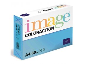 barevny papir image coloraction a4 80g intenzivni tmave modra 500 ks 937